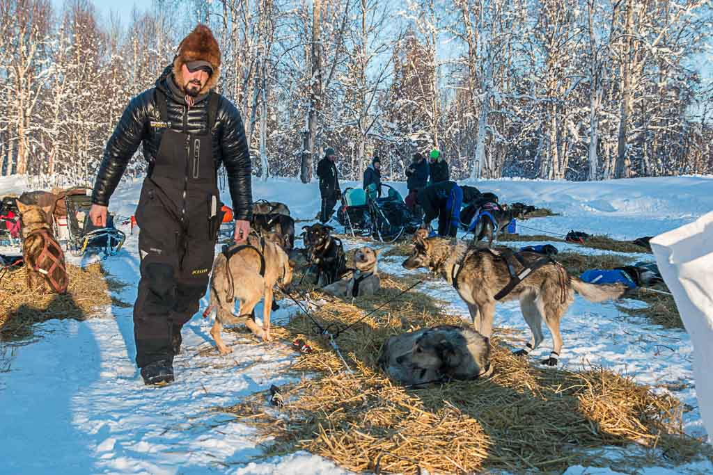 2017 Kaiser Racing Kennel Bethel Alaska
